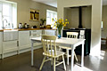 South Wales self catering holiday cottage kitchen