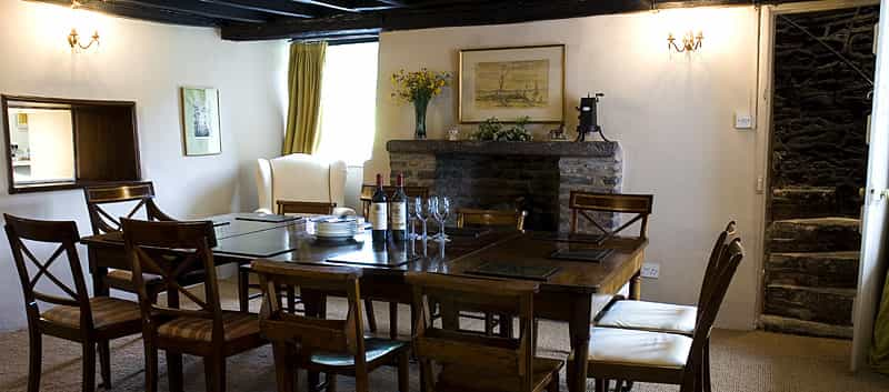 Castle Farm Self catering Holiday cottage in South Wales